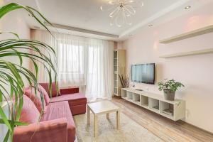 Domumetro Apartment on Varshavskoye - Chertanovo