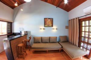 Flat Vila Morena, Apartments  Camburi - big - 36