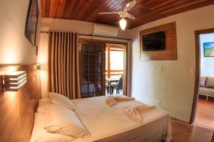 Flat Vila Morena, Apartments  Camburi - big - 34