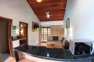 Flat Vila Morena, Apartments  Camburi - big - 14