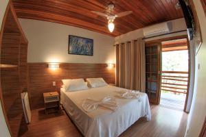Flat Vila Morena, Apartments  Camburi - big - 32