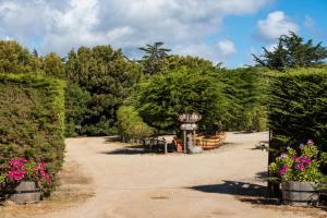 Cabañas Cantomar, Case vacanze  Pichilemu - big - 14