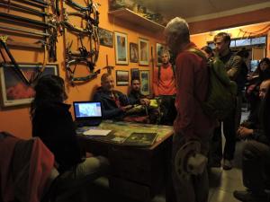Hostal Campo Base Huaraz, Bed & Breakfasts  Huaraz - big - 17