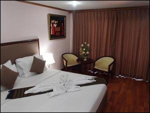 Abricole at Pattaya Hill, Ferienwohnungen  Pattaya South - big - 32