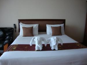 Abricole at Pattaya Hill, Ferienwohnungen  Pattaya South - big - 34