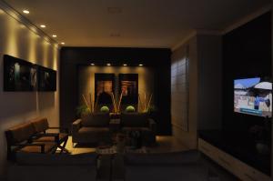 Hotel Valencia, Hotely  Dourados - big - 31