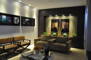 Hotel Valencia, Hotely  Dourados - big - 36