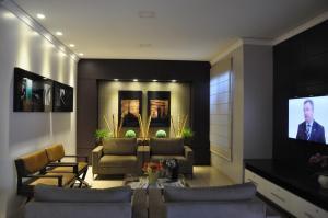 Hotel Valencia, Hotely  Dourados - big - 39