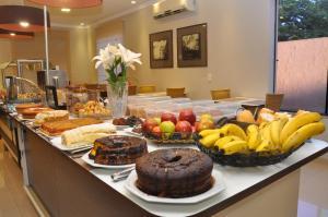 Hotel Valencia, Hotely  Dourados - big - 30