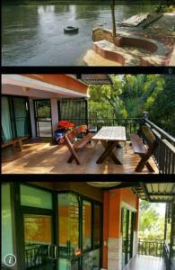 Kaengkrachan River Hut - Ban Tha Mai Ruak