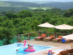 Ratanakiri Paradise Hotel & SPA, Hotely  Banlung - big - 40