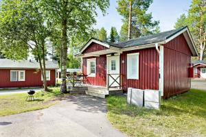 First Camp Lulea