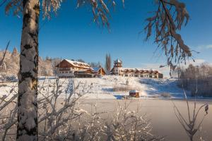 Hotel Rezidence u Jezera Jeseník Česko