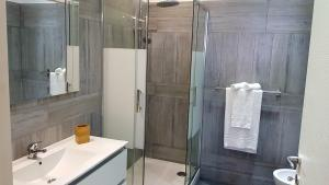 Housemuhlbach Wellness Aquaspa, Apartmanhotelek  Sappada - big - 119