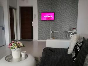 White Luxury Apartment, Apartmány  Sibiu - big - 16
