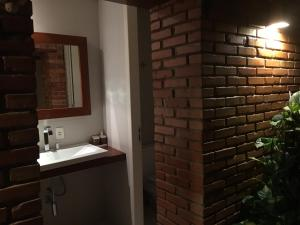 Casa de Ponta das Canas, Dovolenkové domy  Florianópolis - big - 11