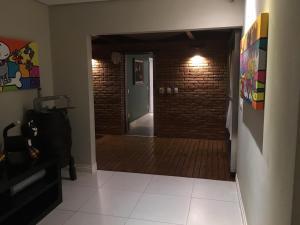 Casa de Ponta das Canas, Dovolenkové domy  Florianópolis - big - 12