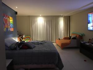 Casa de Ponta das Canas, Holiday homes  Florianópolis - big - 26
