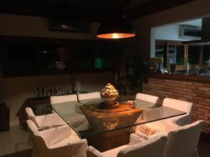 Casa de Ponta das Canas, Holiday homes  Florianópolis - big - 27