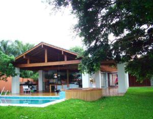 Casa de Ponta das Canas, Holiday homes  Florianópolis - big - 32