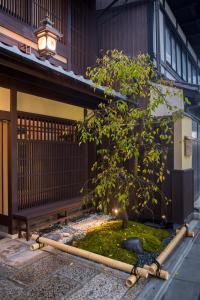 Hotel Ethnography - Gion Furumonzen, Szállodák  Kiotó - big - 38