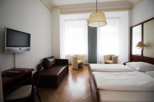 Hotel Uhland, Szállodák  München - big - 20