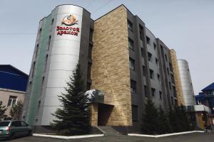 Отель Золотой Дракон