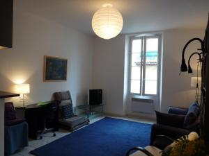 Suquet Breeze, Apartmány  Cannes - big - 7