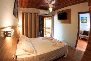 Flat Vila Morena, Apartments  Camburi - big - 31