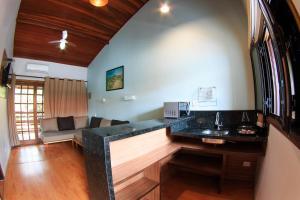 Flat Vila Morena, Apartments  Camburi - big - 19
