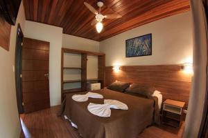 Flat Vila Morena, Apartments  Camburi - big - 23