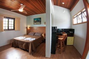 Flat Vila Morena, Apartments  Camburi - big - 6