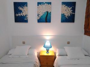 Santa Ana Apartamentos, Ferienwohnungen  Madrid - big - 1