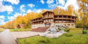 Center of ecotourism Berkhino - Karasëvo