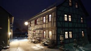 Café Landart im Thüringer Finistere - Branchewinda