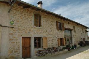 Accommodation in Ambronay