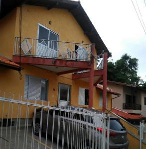 Sinta-se em Casa, Ferienwohnungen  Florianópolis - big - 20