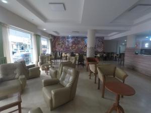 Hotel Catedral, Отели  Мар-дель-Плата - big - 13