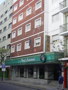 Hotel Catedral, Отели  Мар-дель-Плата - big - 10
