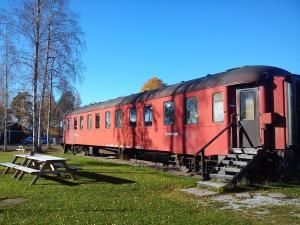 obrázek - Tågstallarna i Rättvik