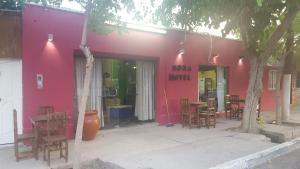 Nora Hotel, Hotels - Calingasta