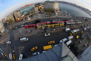 Nordstern Hotel Galata, Hotely  Istanbul - big - 66