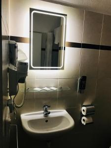 Double Room with Private Bathroom Penzion U Srncika