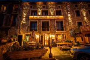 Hotel L'ancienne Auberge - Bolquère Pyrénées 2000