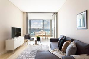 obrázek - Chic Designer Apartment in Olympic Park + Parking