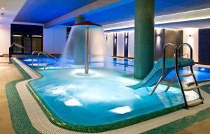 Hotel Młyn Aqua Spa Biblioteka