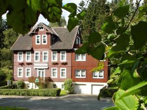 Harzhaus am Brunnen Ferienwohnung 1
