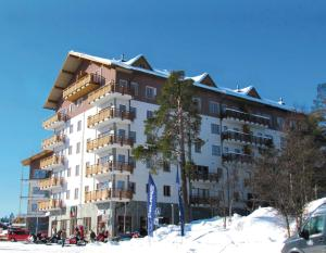 Holiday Club Saariselkä Superior Apartments - Accommodation - Saariselkä