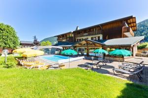 Location gîte, chambres d'hotes Logis Hotel Les Bruyères dans le département Haute Savoie 74