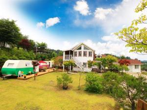 Beautiful Day Caravan, Campingplätze  Pyeongchang  - big - 1